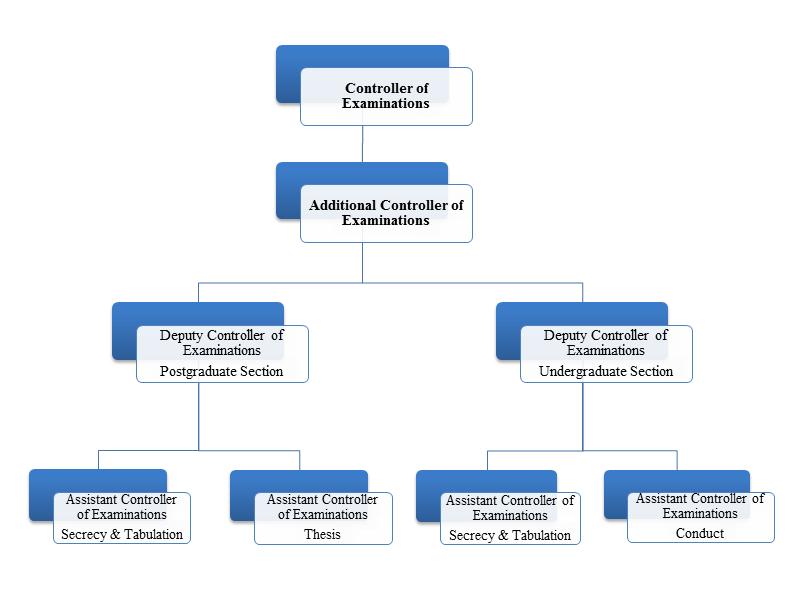 Examinations Organogram