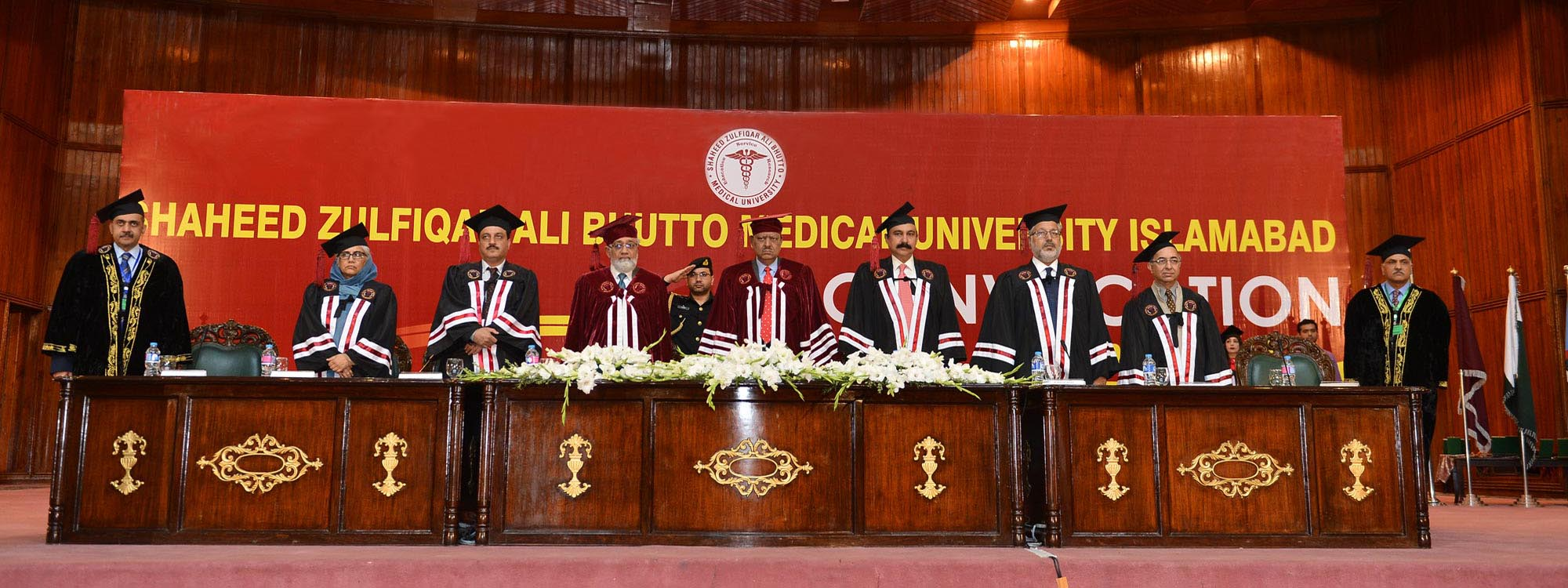 Second Convocation of SZAB Medical University