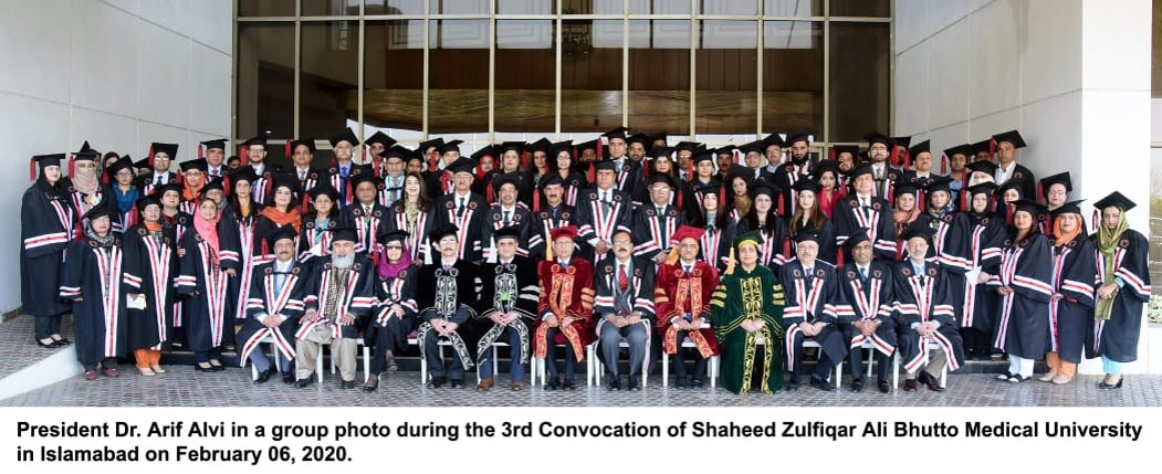 3rd Convocation on 6th February 2020