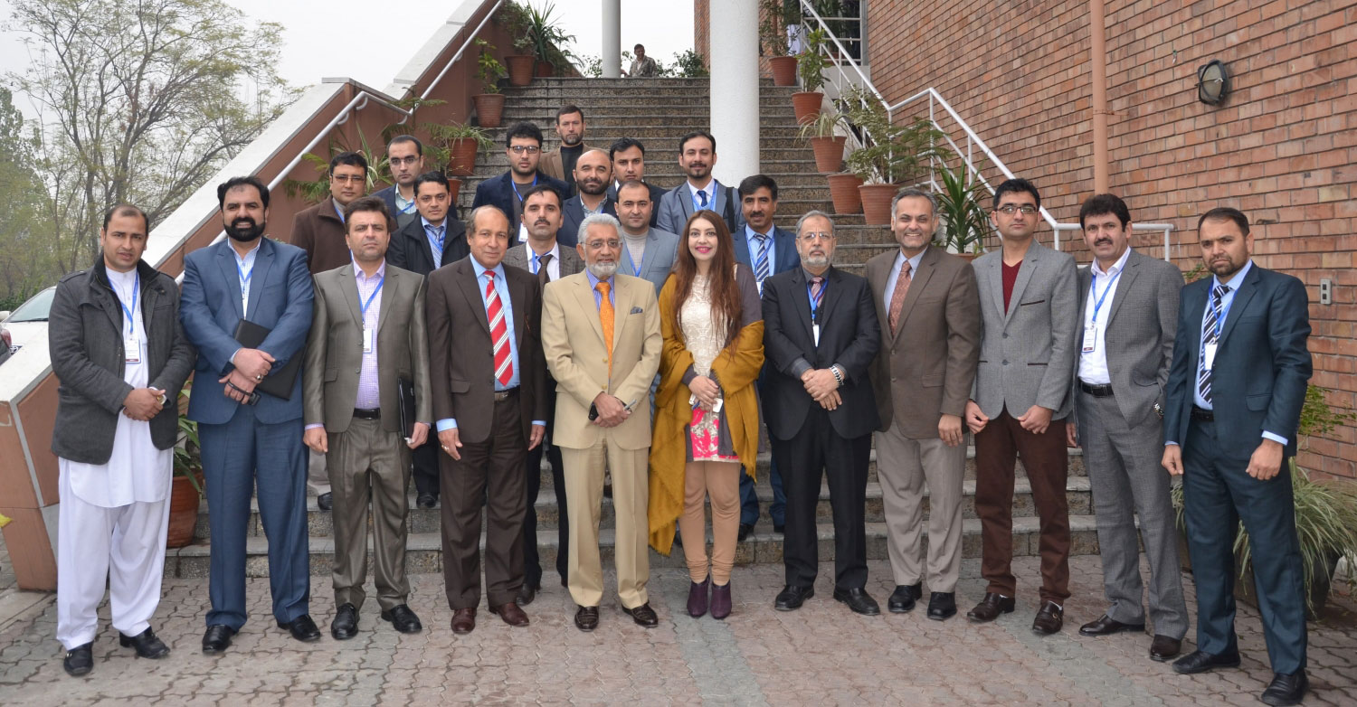 A visit of  Delegates Afghanistan Pakistan Medical Council on Advance Medical Training